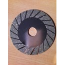 Diamond Cutting Stone 4""