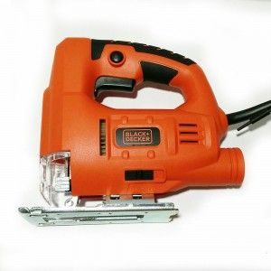 Black & Decker Hand Jig Saw Var Speed JS20-B1